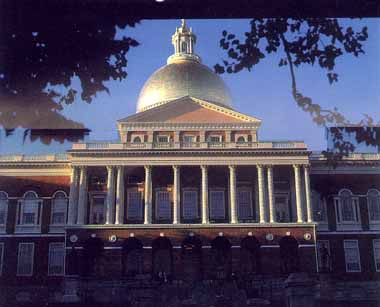 Boston Commons & Statehouse